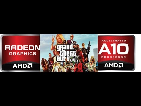 Grand Theft Auto V Gaming Review Asus X550DP