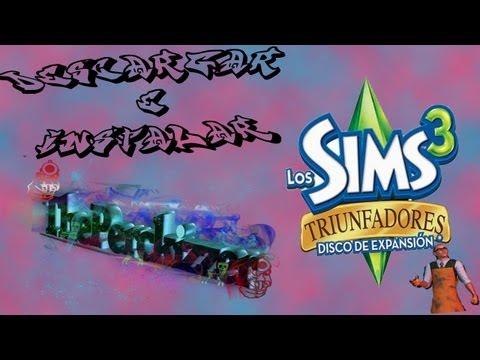 Descargar e Instalar Los Sims 3 Triunfadores (Ambitions)