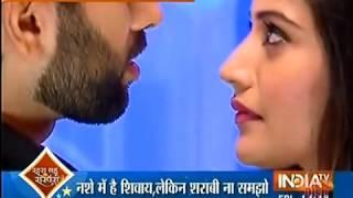 Shivaay aur Anika ka hangover  ishqbaaz 9th September 2016 SBAS News