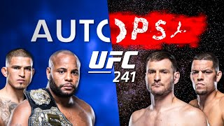 The Autopsy - UFC 241: Cormier vs Miocic, Diaz vs Pettis