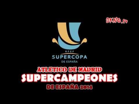 Narraciones del gol de Mandzukic - Atlético de Madrid 1 Real Madrid 0 - Supercopa de España 2014