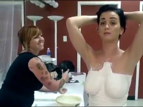 Katy Perry Gets Breast Casted For Keep A Breast thumbnail