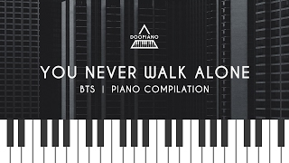 Download Lagu 방탄소년단 (BTS) Album 'You Never Walk Alone' Piano Compilation   피아노 모음 Gratis STAFABAND