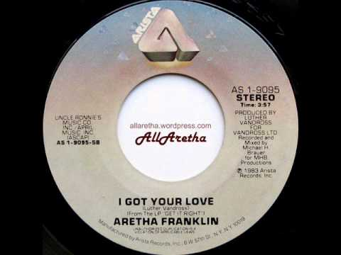 Aretha Franklin - Every Girl (Wants My Guy) / I Got Your Love - 7