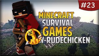 Minecraft : Survival Games # Bölüm 23 -