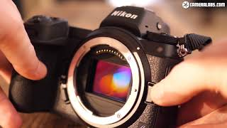Nikon Z6 Z7 review first looks - not a Sony killer yet!