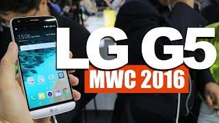 Впечатления от LG G5 - RevolverLab