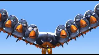 For The Birds (1080p) (Pixar Short Films)
