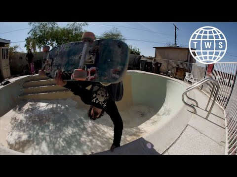 Backyard Barging 7 | Finding and Skating Abandoned Pools
