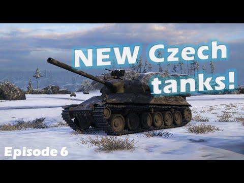TVP T50/51 & NEW patch 9.13 Czech tanks!