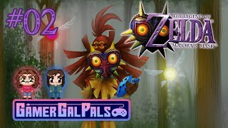 The Legend of Zelda: Majora's Mask - 02 - THERE'S A MOON?!
