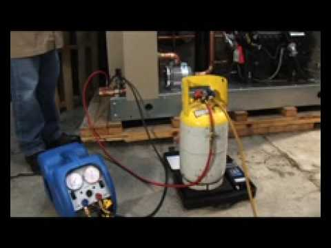 Procedimientos para recuperar gas refrigerante
