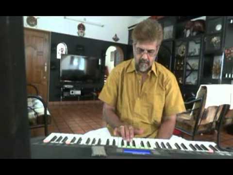 Meine Payal Hai On Keyboard video