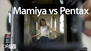 AnalogRev: Medium Format Bargains For Portraits (Mamiya RZ67 & Pentax 67)