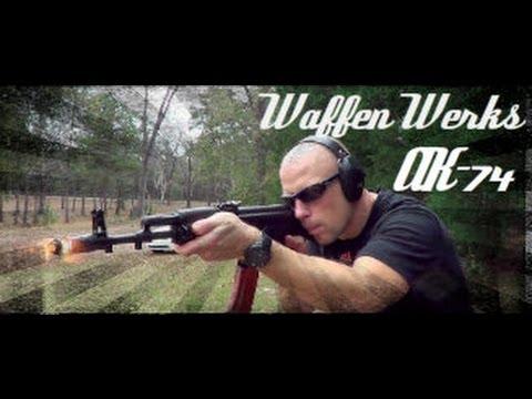 Waffen Werks AK-74 Review (HD)