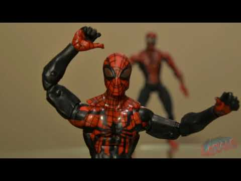 SPIDERMAN Stop Motion Action Video Part 8