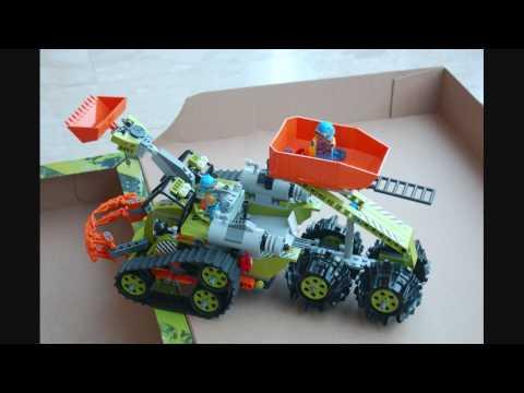 Lego Power Miners Crystal Crawler
