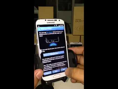 SAMSUNG Galaxy S4 Clone SUPER KING - Air Gesture