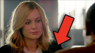 CAPTAIN MARVEL Trailer Breakdown! Avengers Endgame Theory Explained!