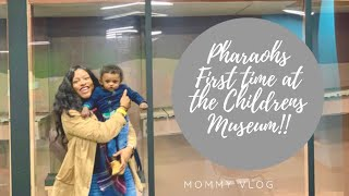 Baby's First Visit to Children's Museum & Sephora Shopping!! | Mommy VLOG