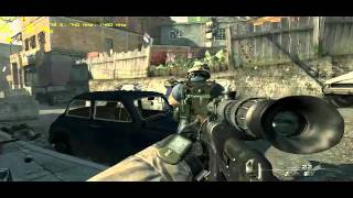COD Modern Warfare 2 on GeForce GT 520m Acer Aspire 4743zg