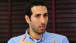 التحرير | شاهد.. جيران أبو تريكة: «ملوش في السياسة.. وبيجي يصلي معانا كل جمعة»
