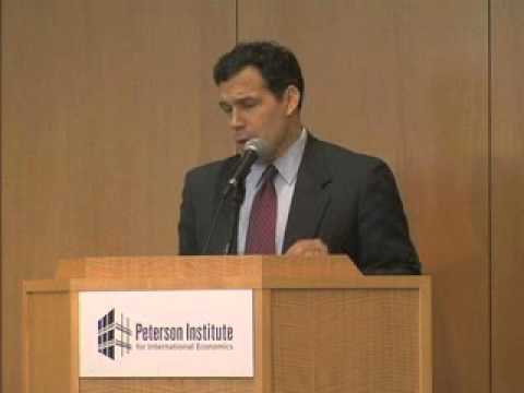 Oil Prices and Energy Policy: Speaker