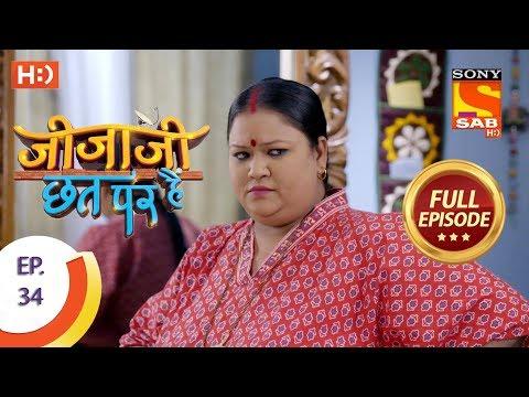 Jijaji Chhat Per Hai - Ep 34 - Full Episode - 23rd February, 2018 thumbnail