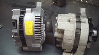 Ford 2g to 3g Alternator Upgrade f150 Bronco f250