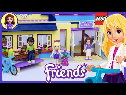 lego friends review