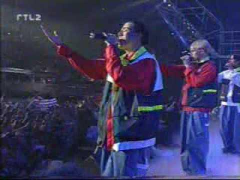 Backstreet Boys - Anywhere for you (Live @ Super Bravo Show '97)