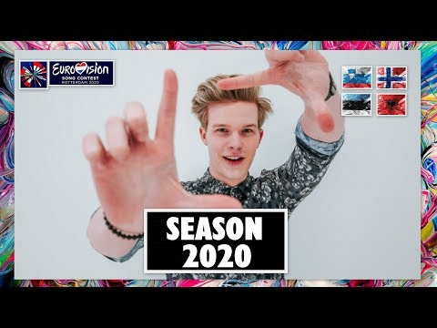 TOP 10 | EUROVISION 2020 SEASON | SO FAR : 08/01/20 | ESC 2020