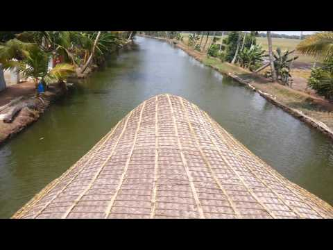 Kerala Houseboat Ride