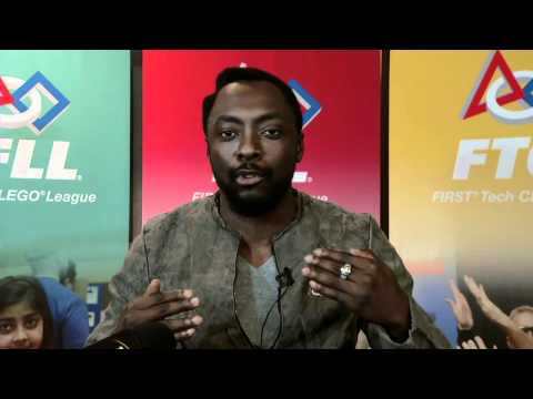 FIRST Robotics: will.i.am Talks about the Saint Louis Science Center