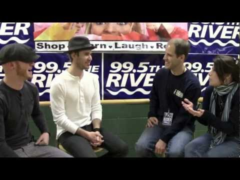 Morning Crew Interview with Lifehouse