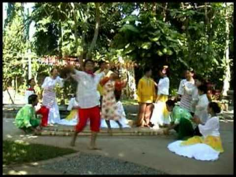 Philippine Folk Dance Tinikling video