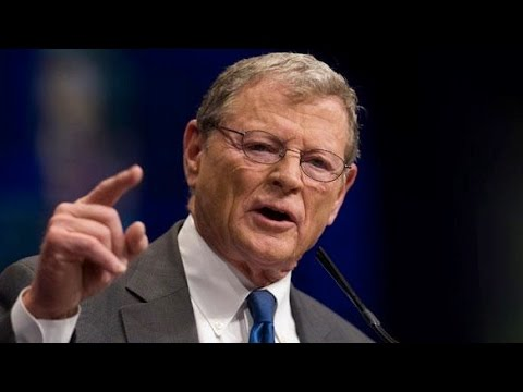 Climate Change Denier to Lead Senate Environment Committee