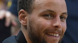 Steph Curry Freaks Out Thinking Ayesha Pregnant Again