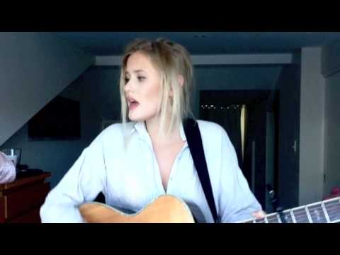 Naive - The Kooks (Cover by Lilly Ahlberg)