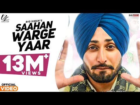 Saahan Warge Yaar | Anmol Preet | Latest Punjabi Songs 2017 | Leinster Production