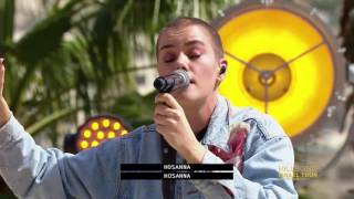 Download Lagu Hosanna- The Hillsong Israel Tour from the Steps on the Temple Mount Gratis STAFABAND