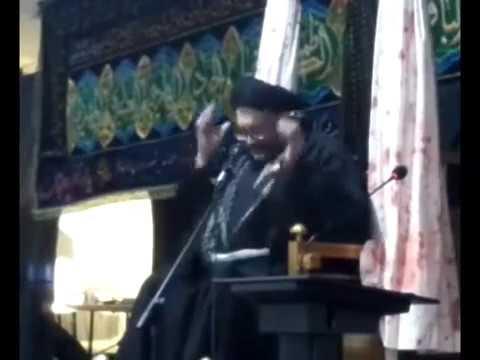 Maulana Afzal Hayderi 9th Muharram Birmingham (UK)