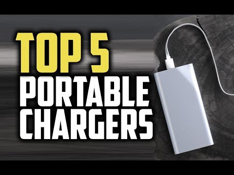 Best Portable Chargers in 2018 - Which Is The Best Powerbank?
