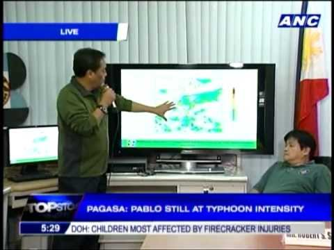 0 - Watch News Typhoon Pablo to make landfall in Luzon - Philippine Daily News