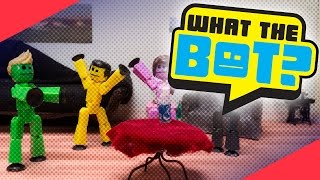What the Bot? ? | The Ultimate Water Bottle Flip