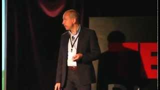 TEDxBishkek- Андрей Левченко