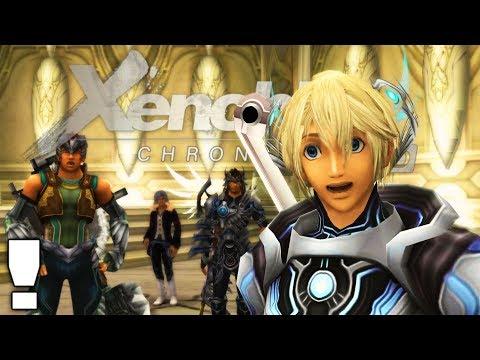 Misc Computer Games - Xenoblade Chronicles - Fallen Arm