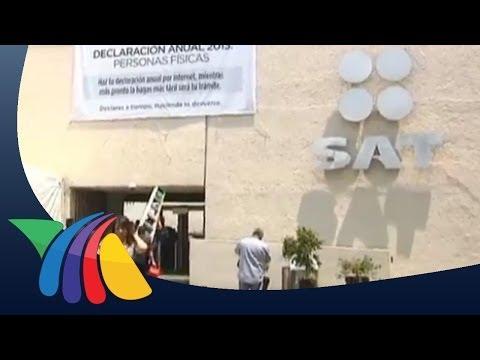 SAT abre oficinas en Semana Santa