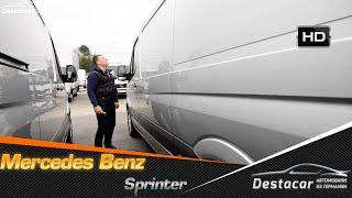 Осмотр Mercedes Benz Sprinter в Германии