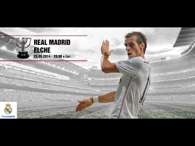 THE MATCH: Real Madrid-Elche La Liga Preview